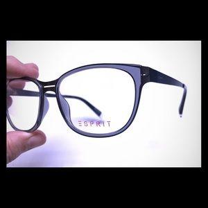 Esprit Accessories - New Esprit Women's Plastic Front/ Metal Temples